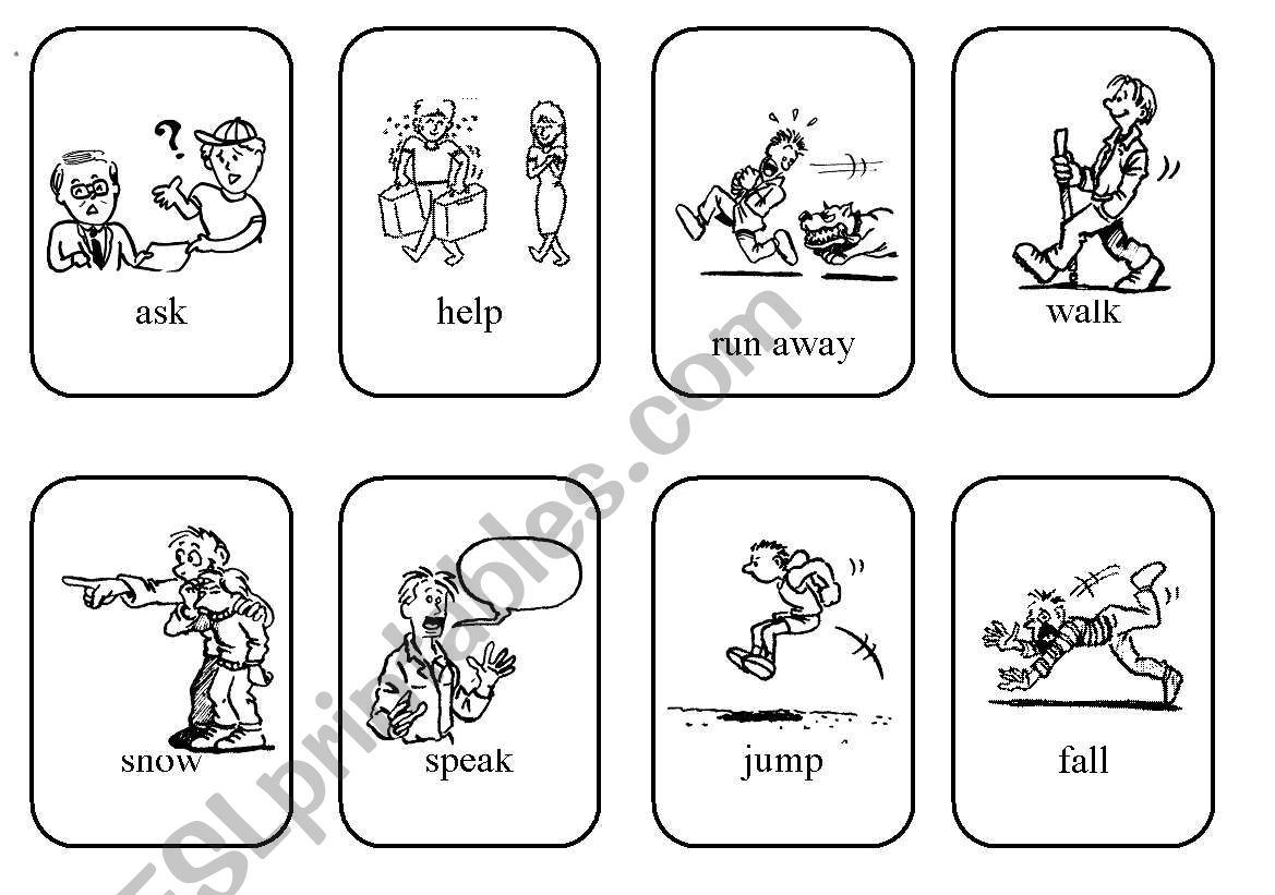 Write Your Own Fairy Tale Cards Game 8 Actions