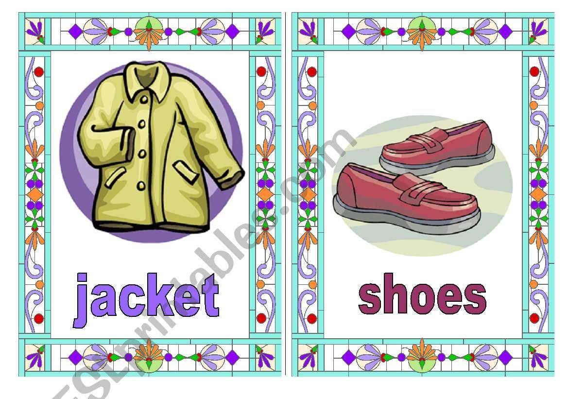 Flashcards 2 5 Jacket
