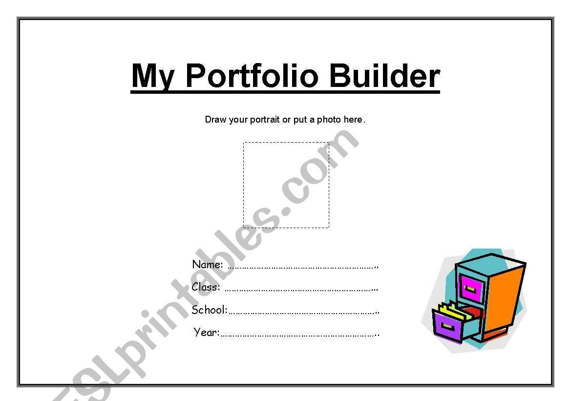My Portfolio Builder Set 1 2