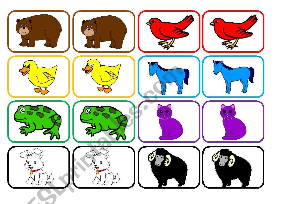 Brown Bear Cards