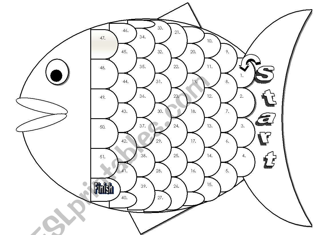 Fish Gameboard