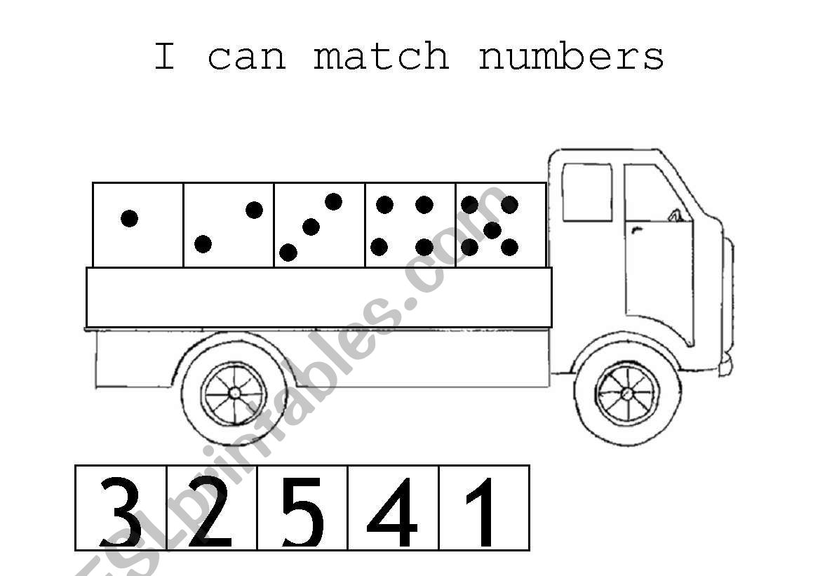 Truck Number Match