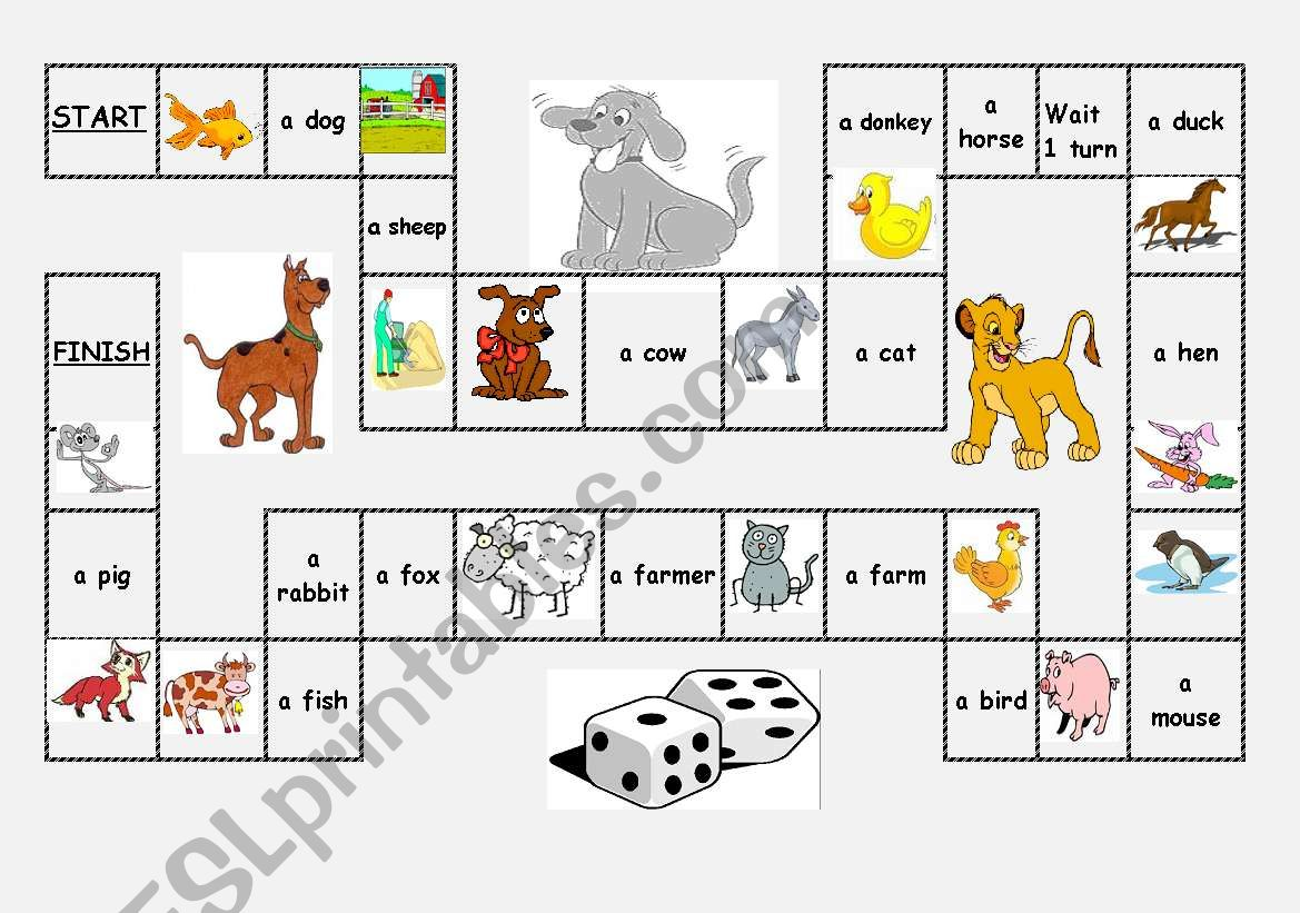 Up And Down Vocabulary Game