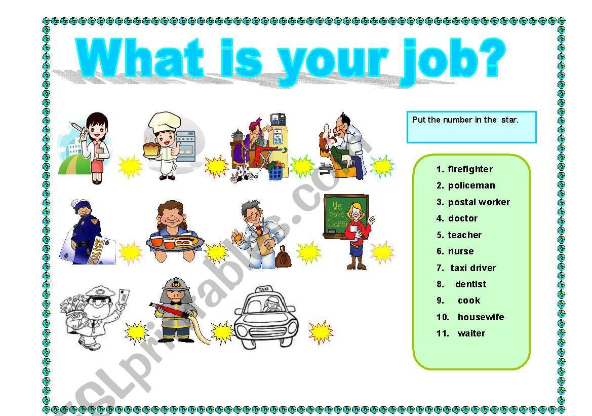 Jobs Words Matching