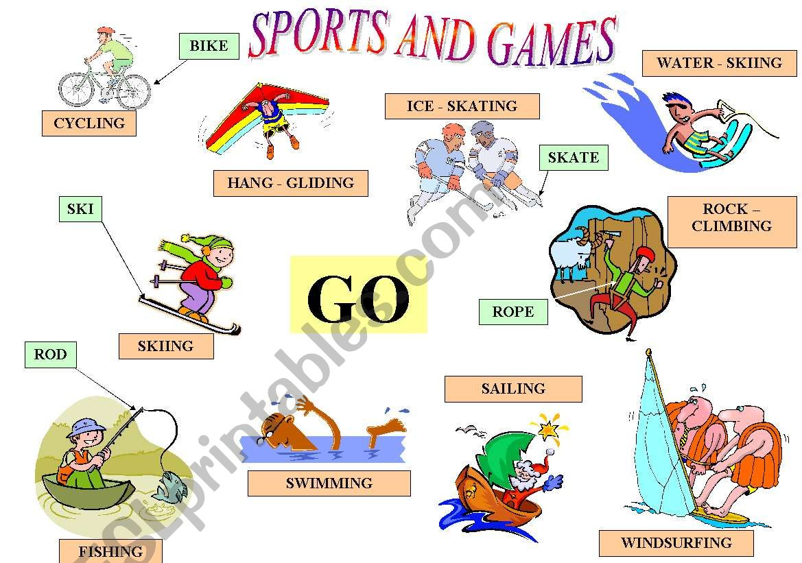 Sports Amp Games Part 2