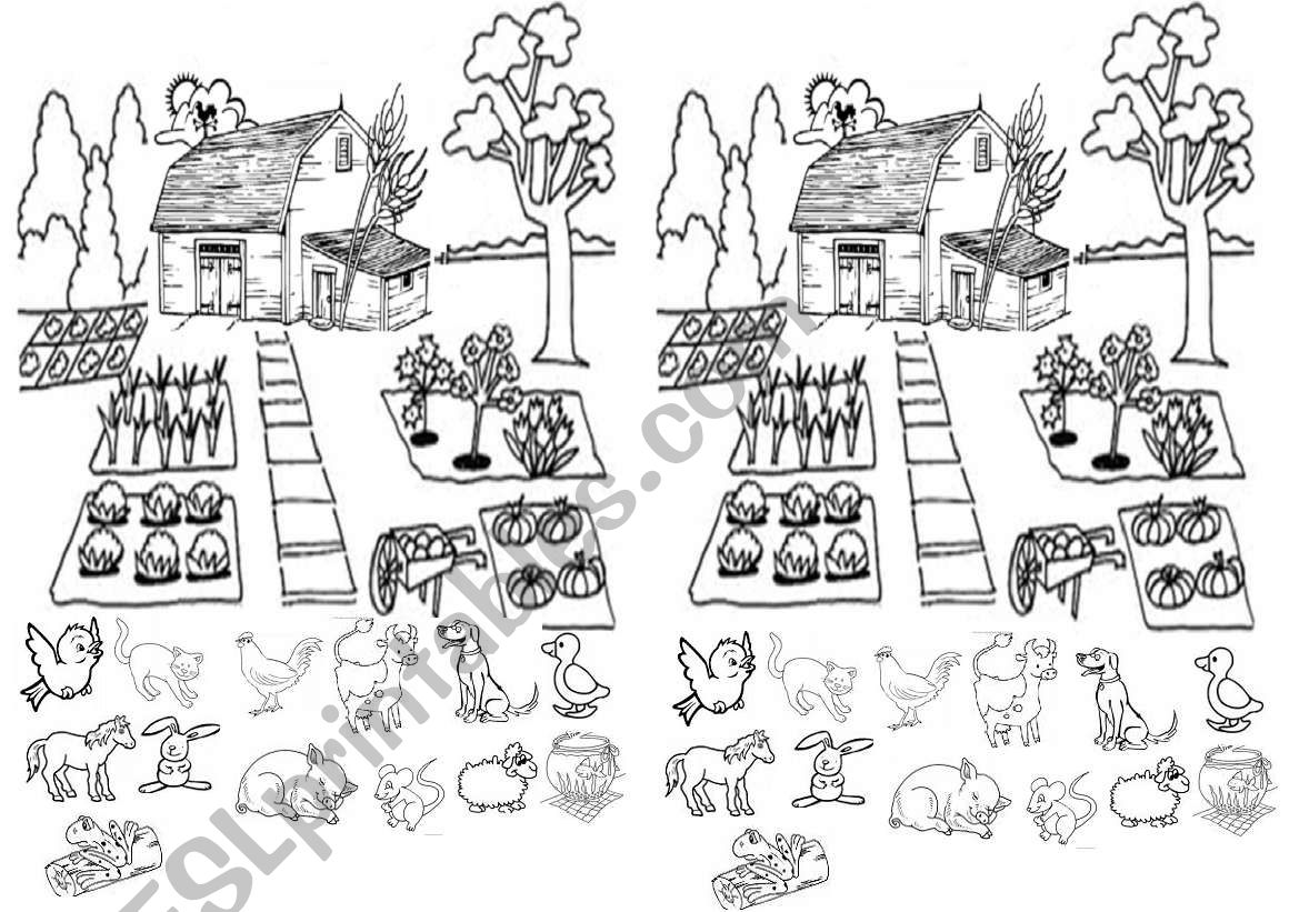 The Farm Animals
