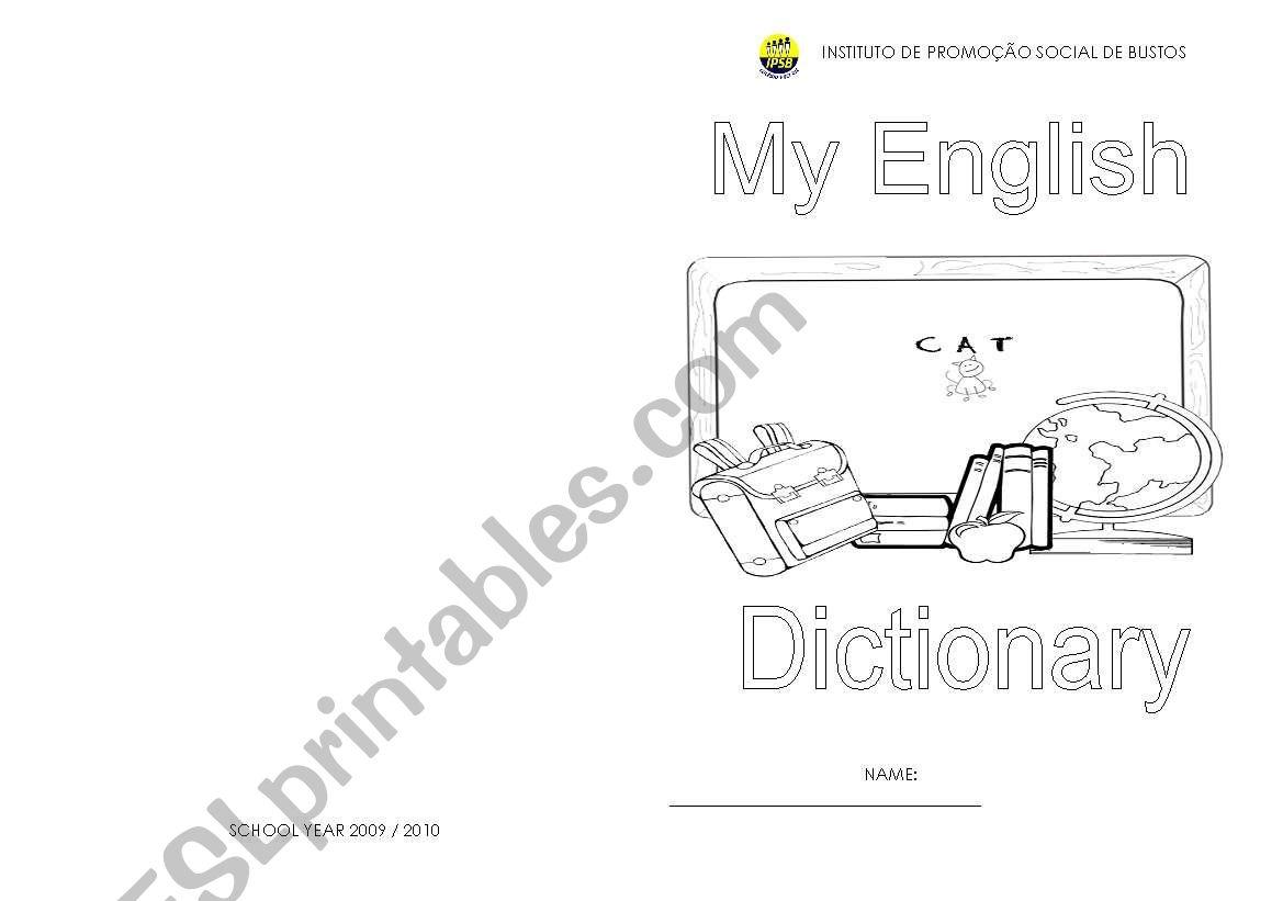 My English Dictionary