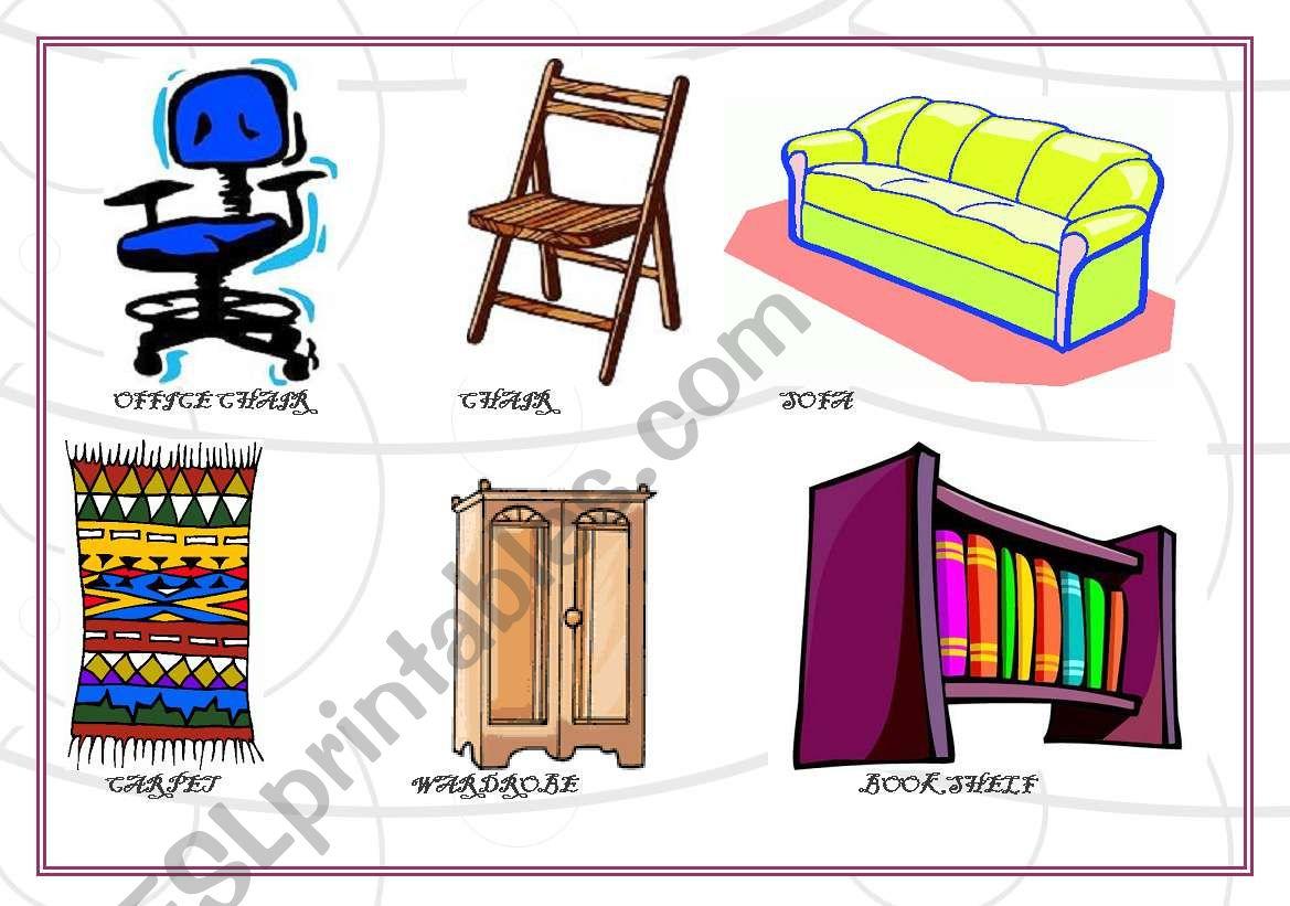Furniture Part 2