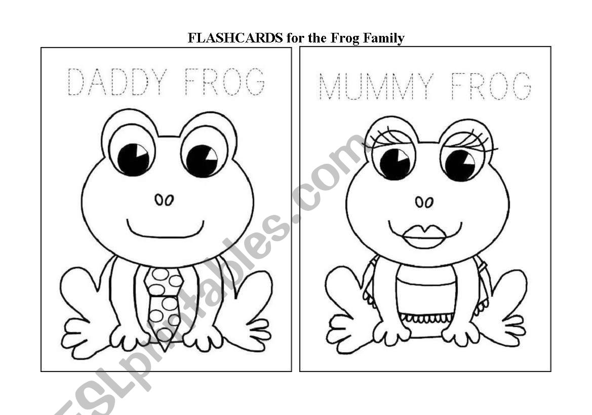 The Family Frog