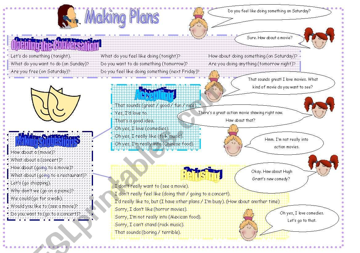 Esl Worksheet Making Suggestions