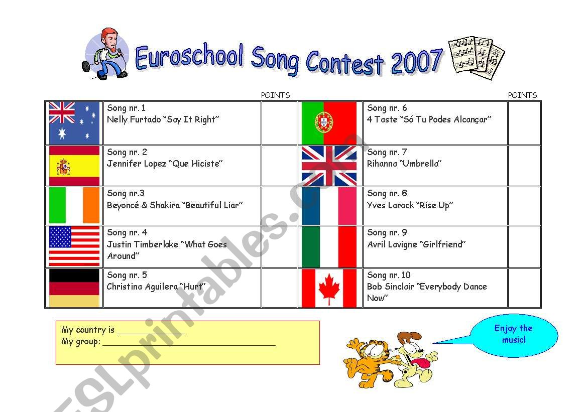 Euroschool Song Contest