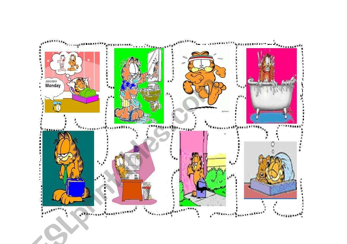 Garfield Worksheet Printable Worksheets And Activities For Teachers Parents Tutors And Homeschool Families
