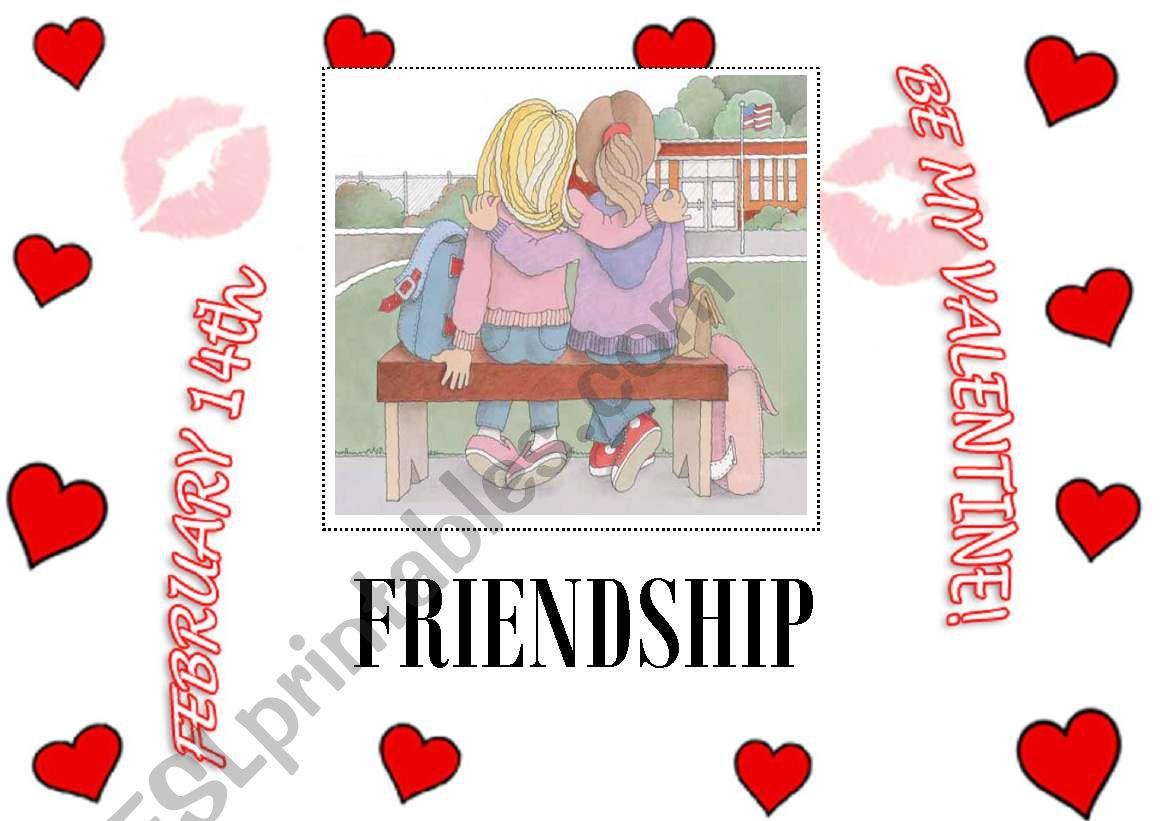 Valentine S Day Flashcards 4