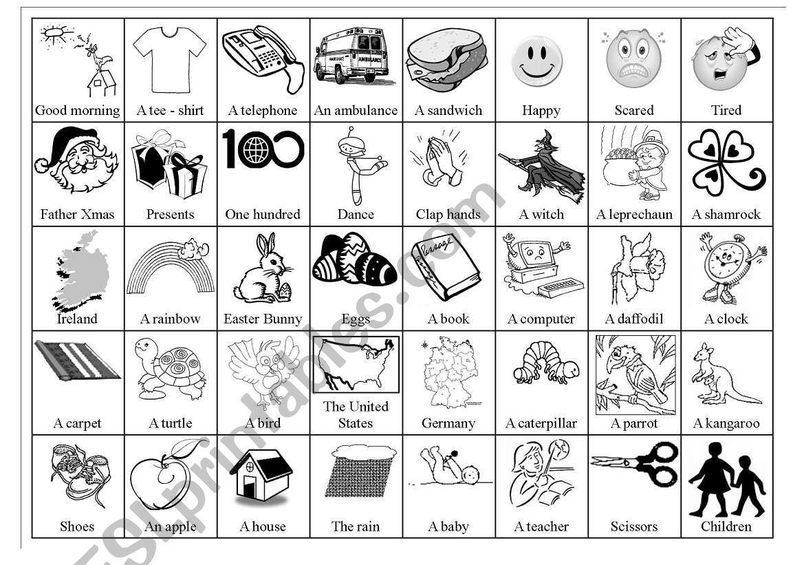Simple Vocabulary