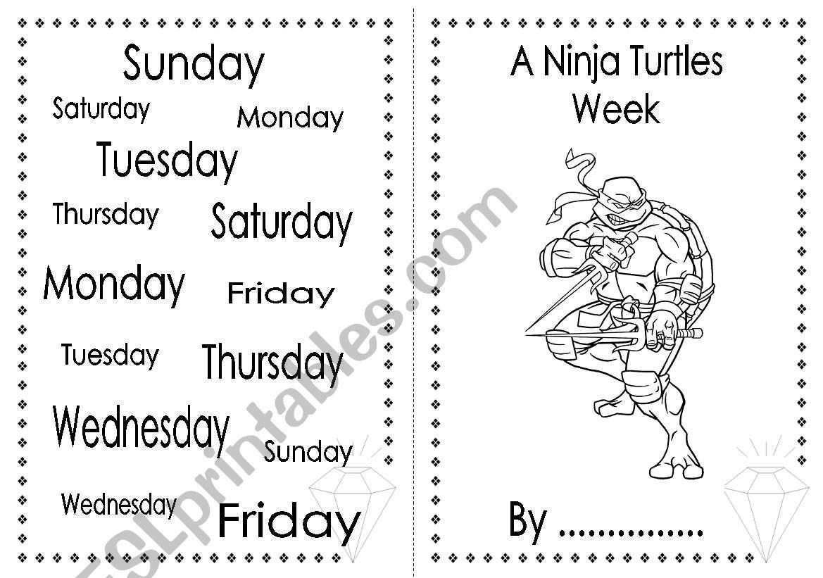 A Ninja Turtles Week