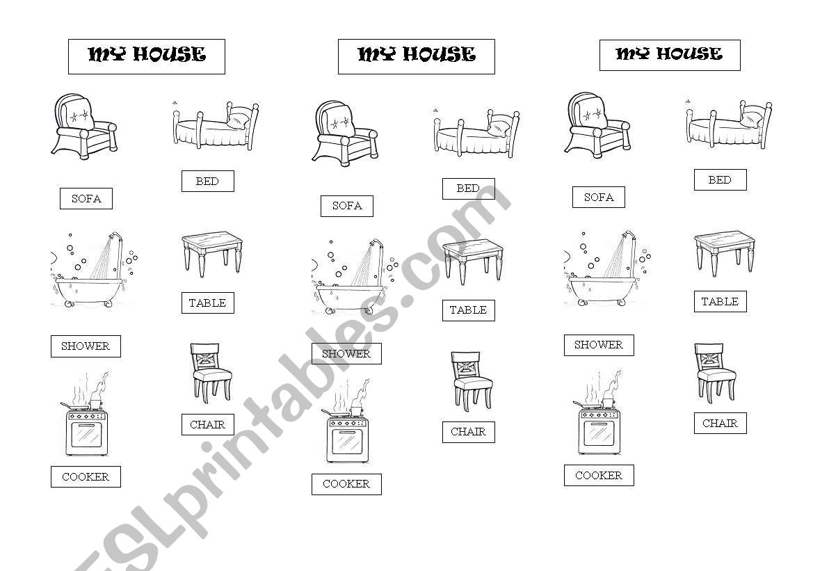 Elements Of The House