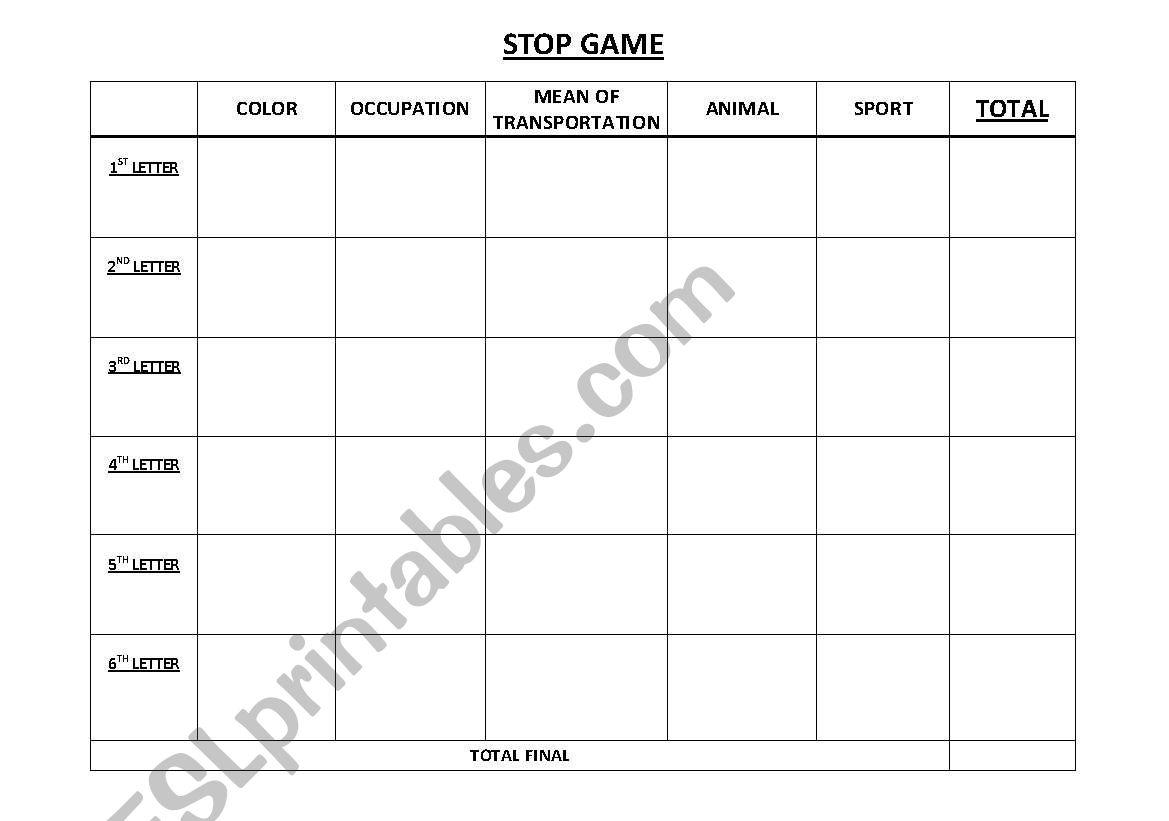 English Worksheet Maker Download