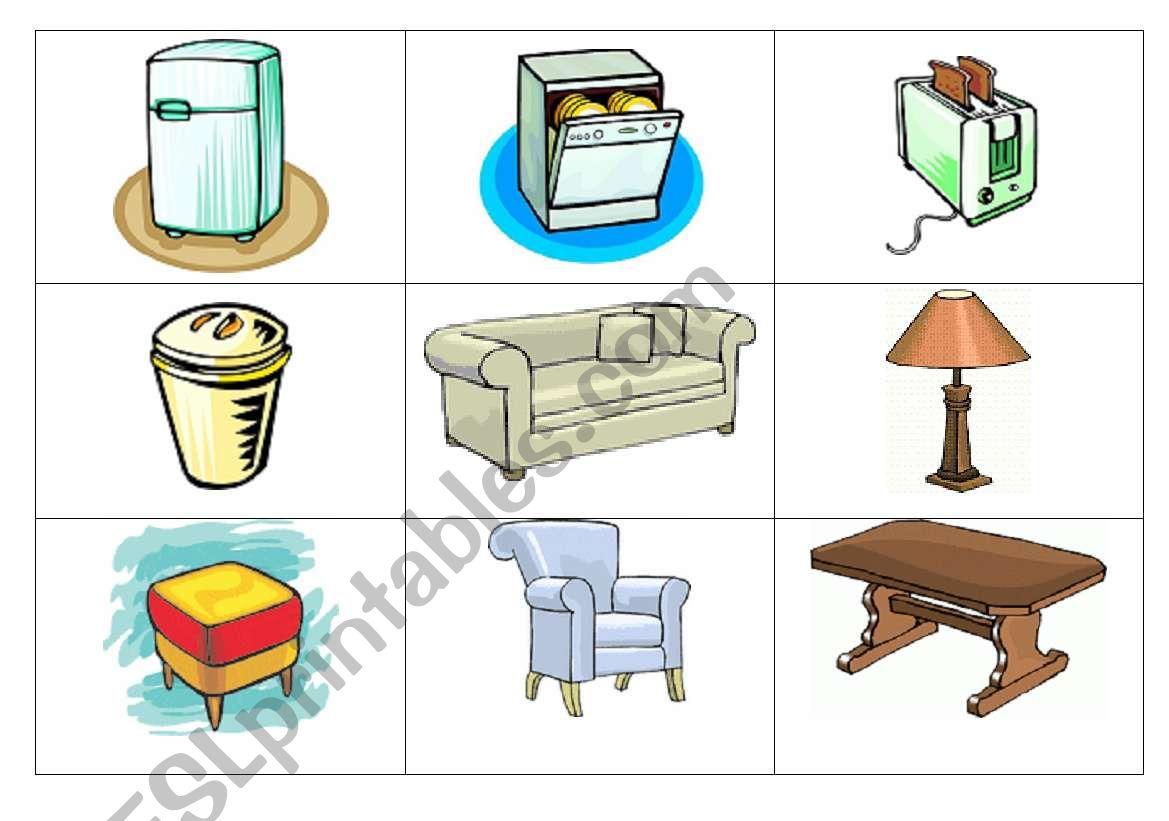 Furniture Memory Set 2 Of 2