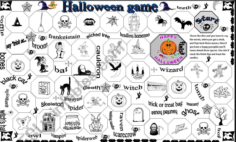 Halloween Game