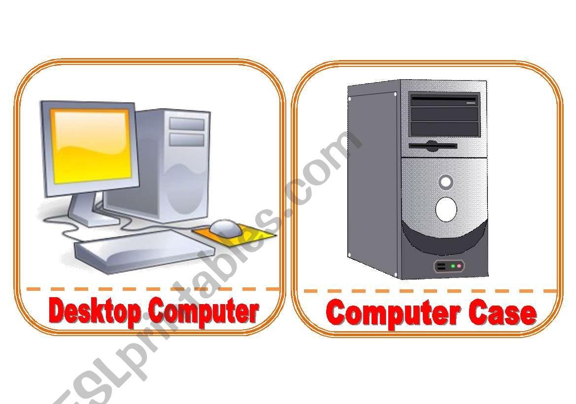 Computer Vocabulary Part 1
