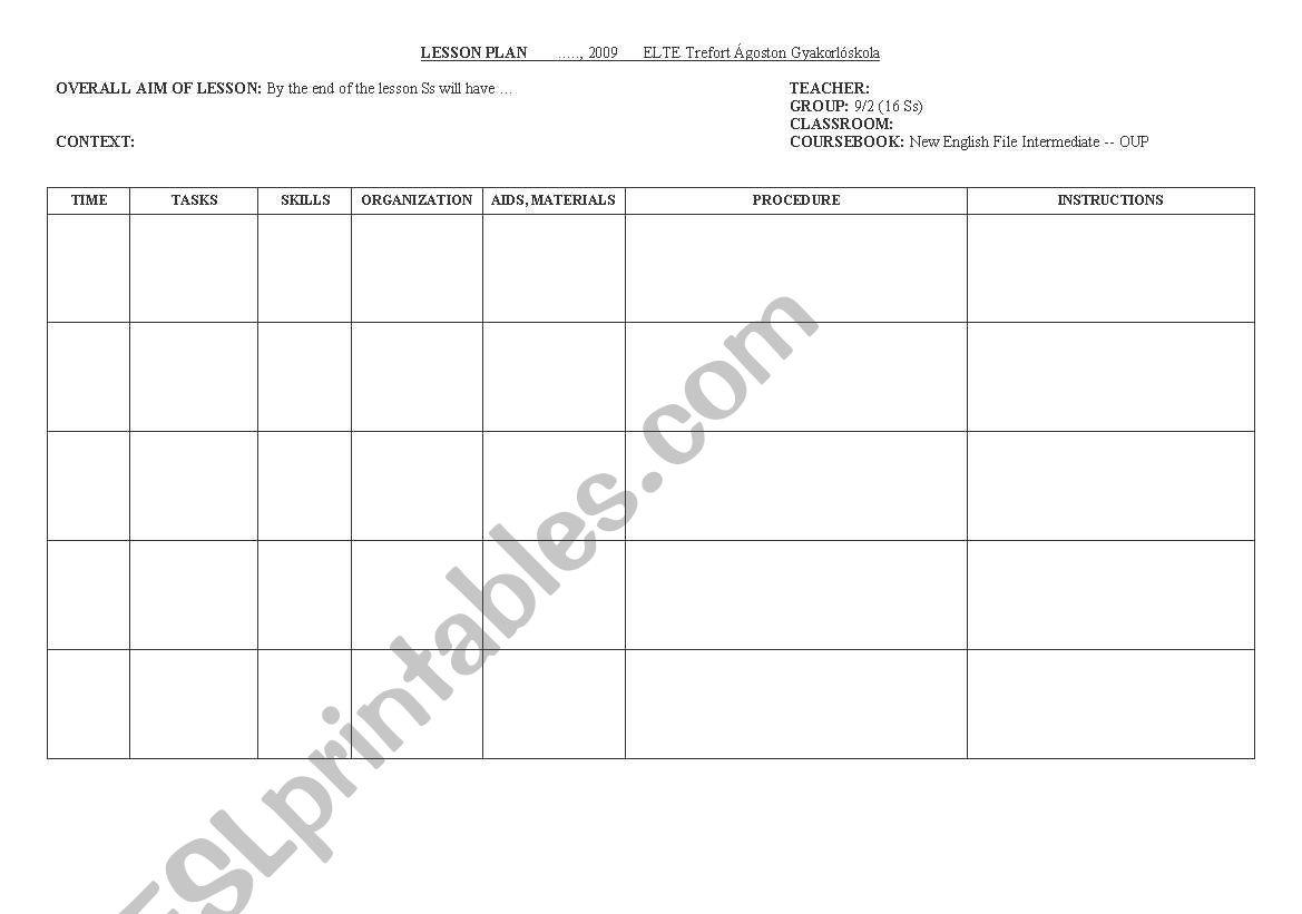 Printable Tabe Worksheet Language Arts