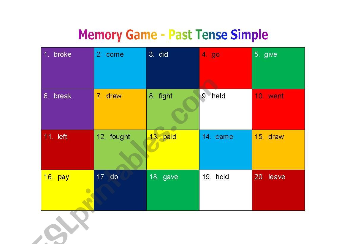 Memory Game