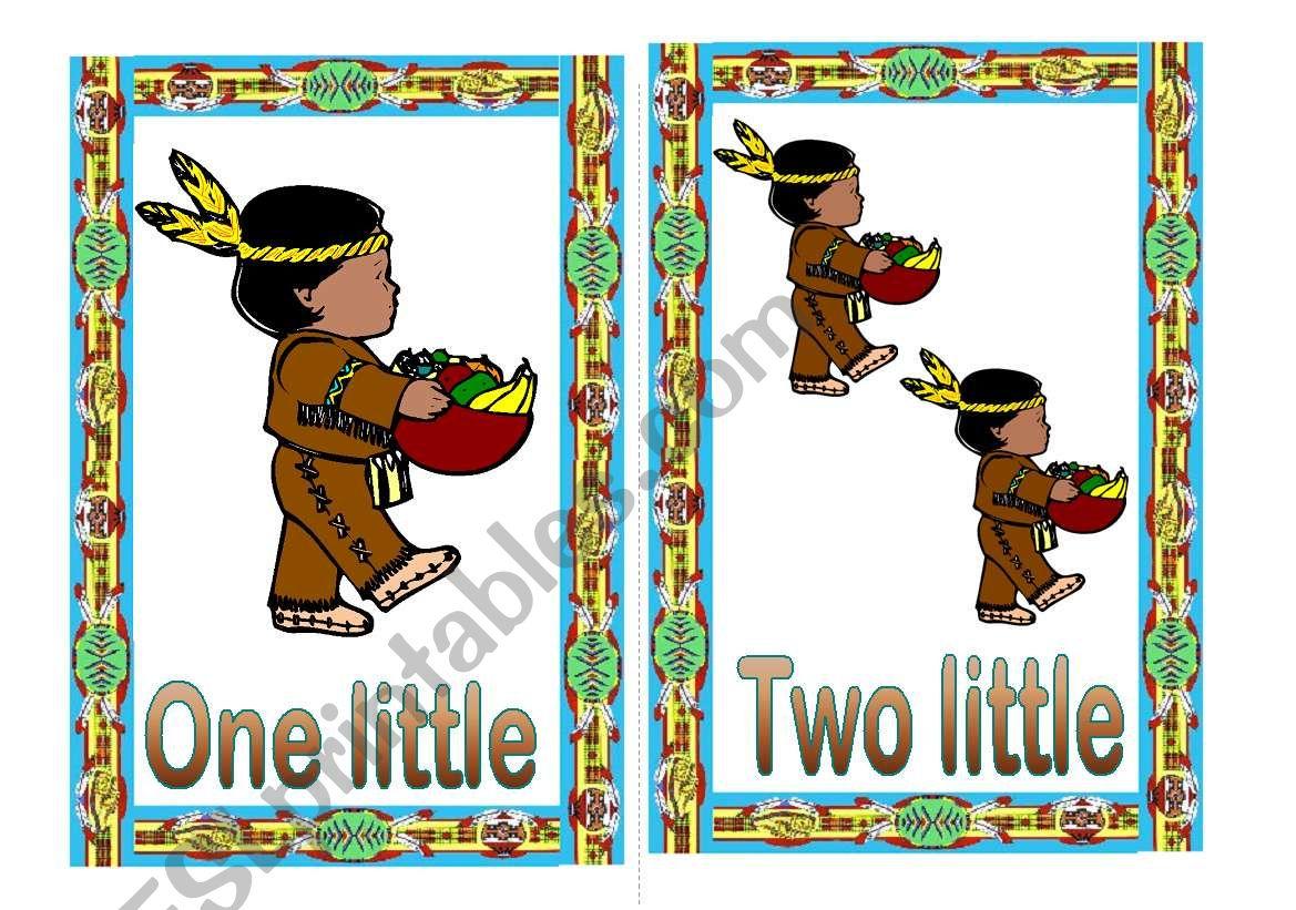 Ten Little Indian Boys Song
