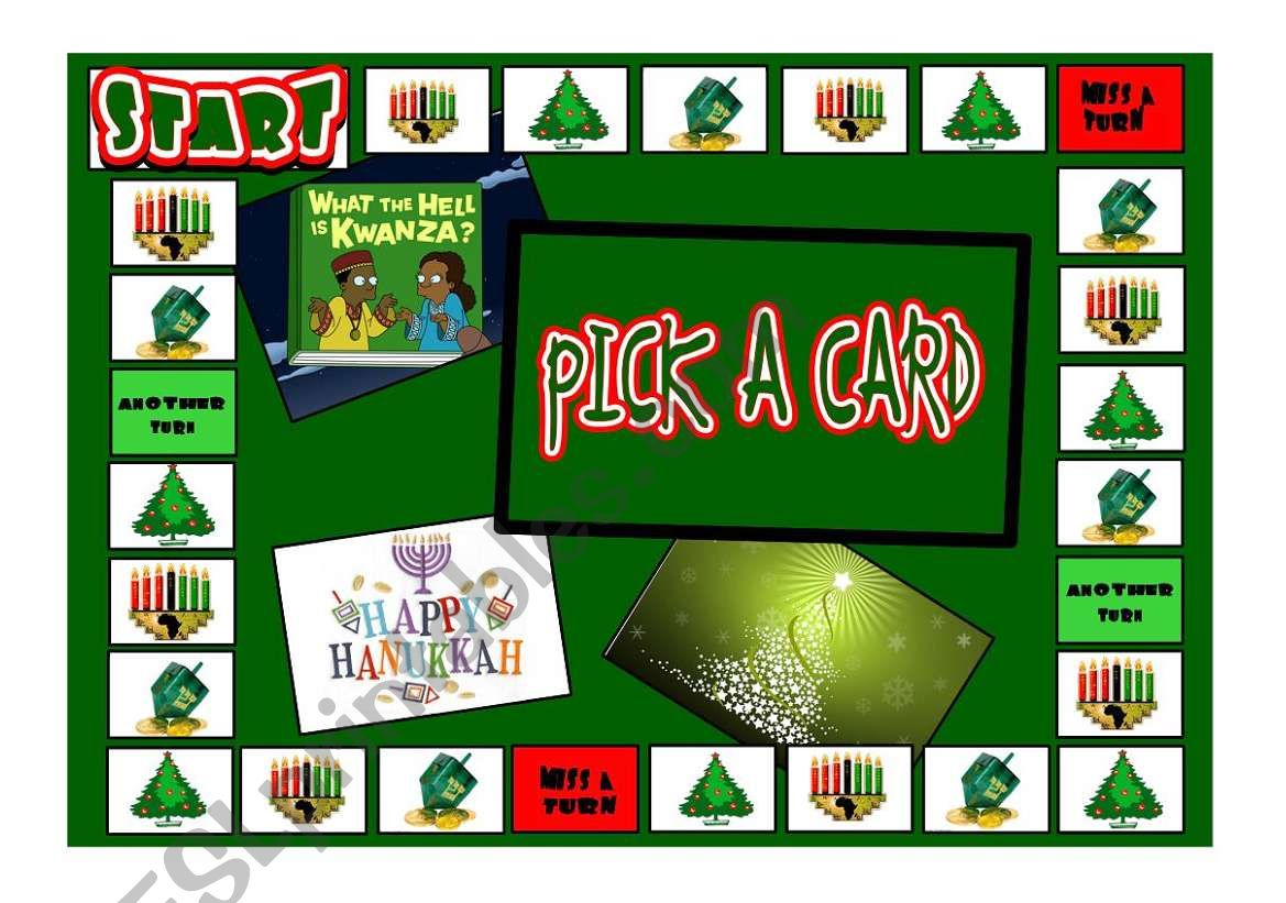 Holiday Game 1 4