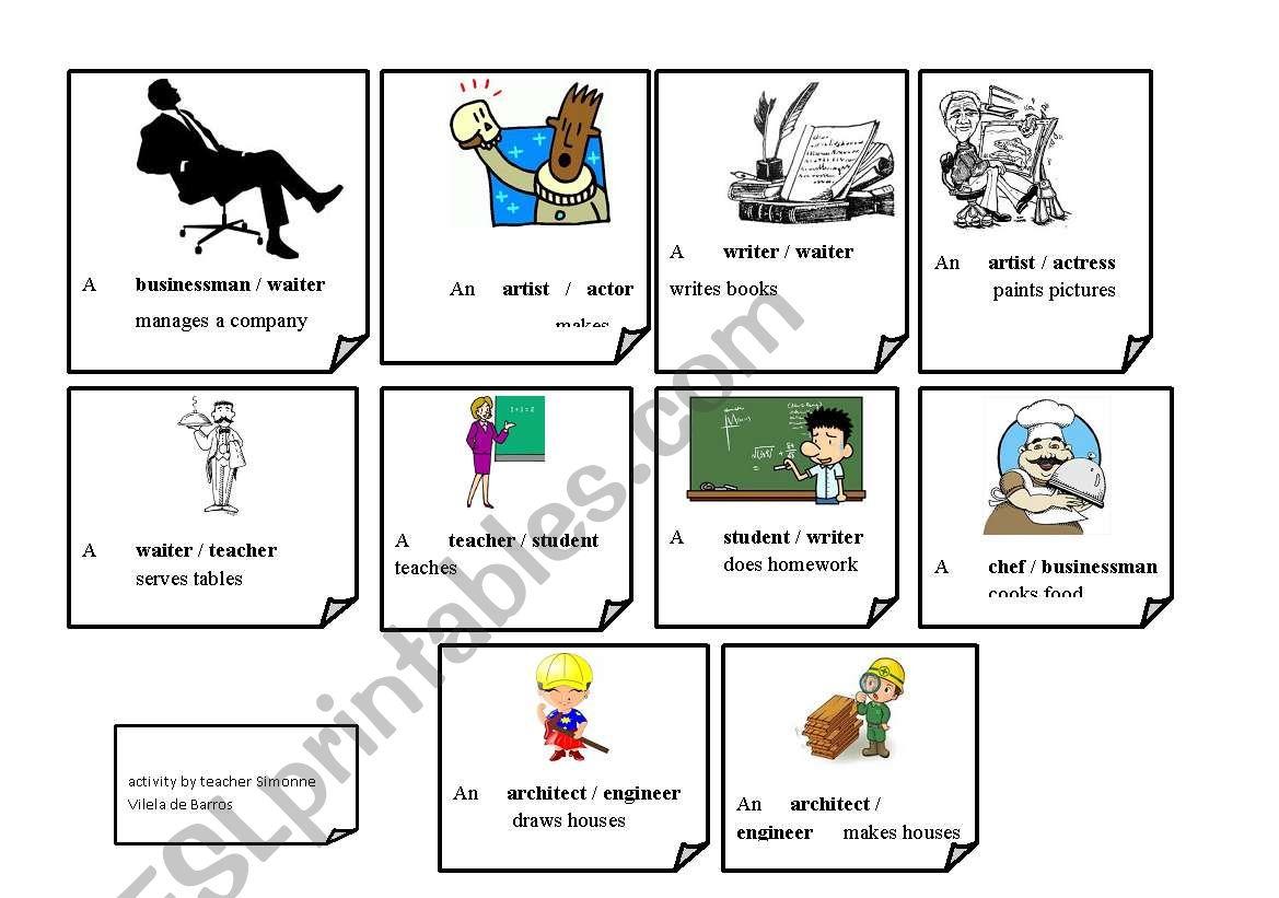 Jobs Conversation Cards