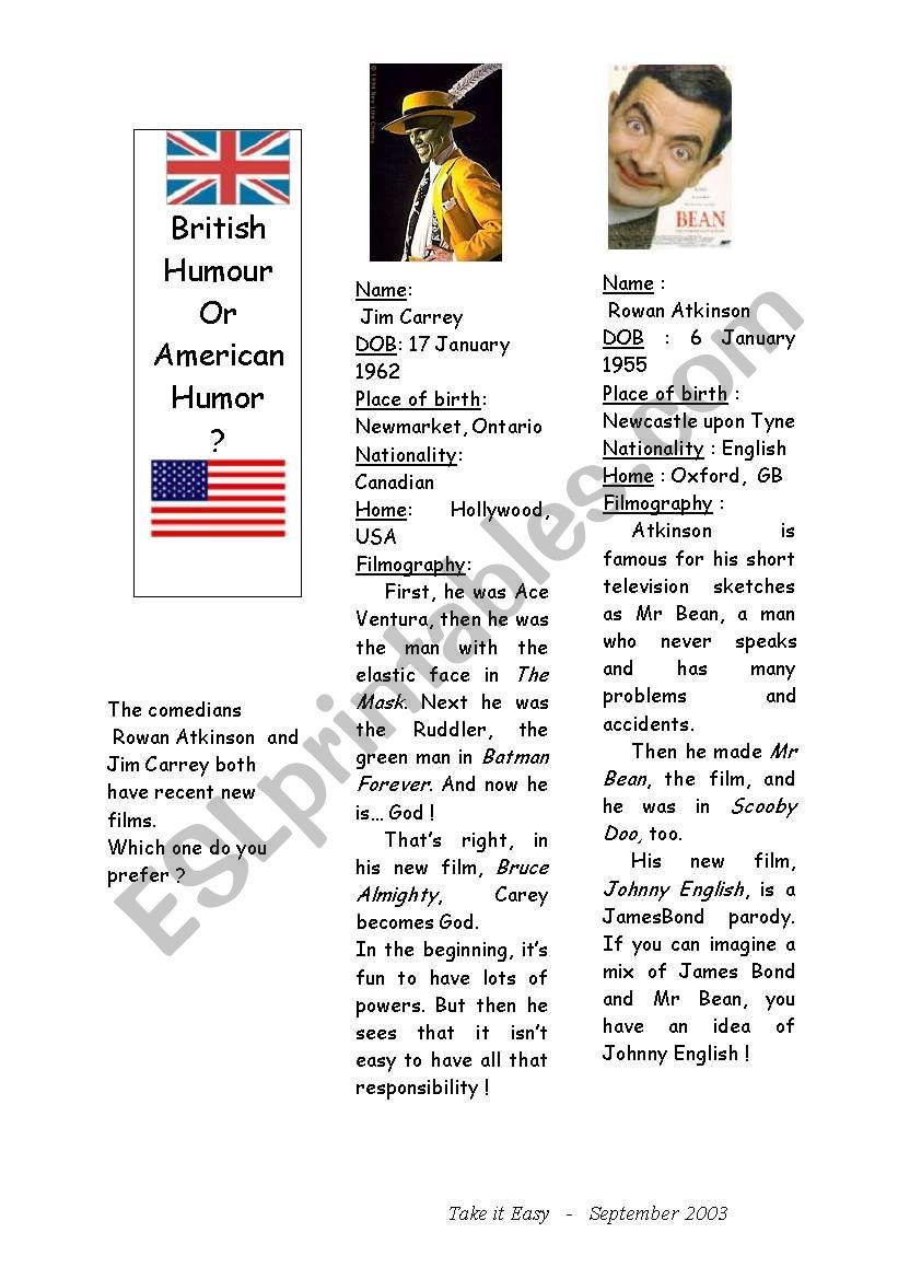 British And American Humor 5 638 Loren Berg S Blog