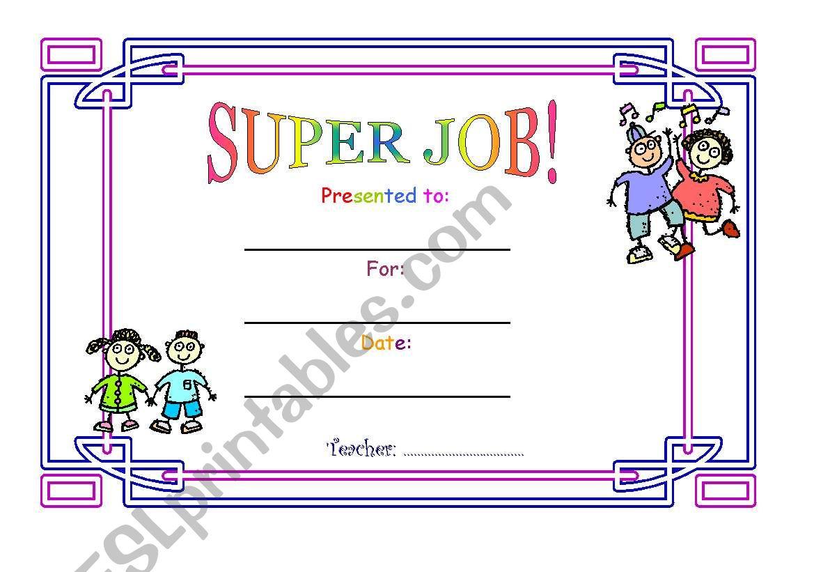 Super Job