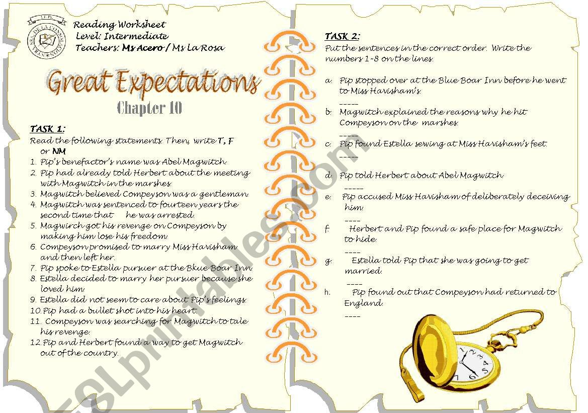 32 Expectations In Marriage Worksheet