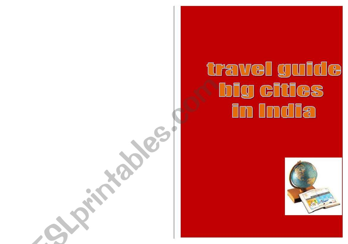 Travel Guide India Easy Version