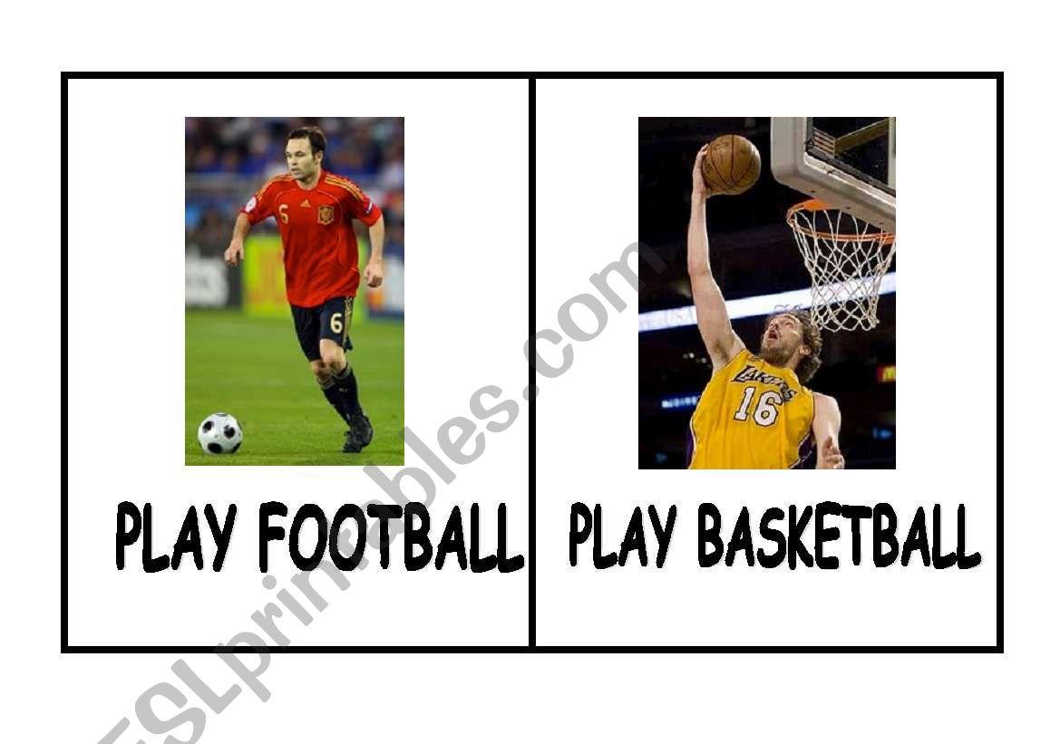 I Can Play Football