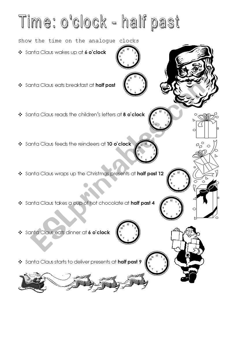 Image Result For Clock Exercises Worksheet