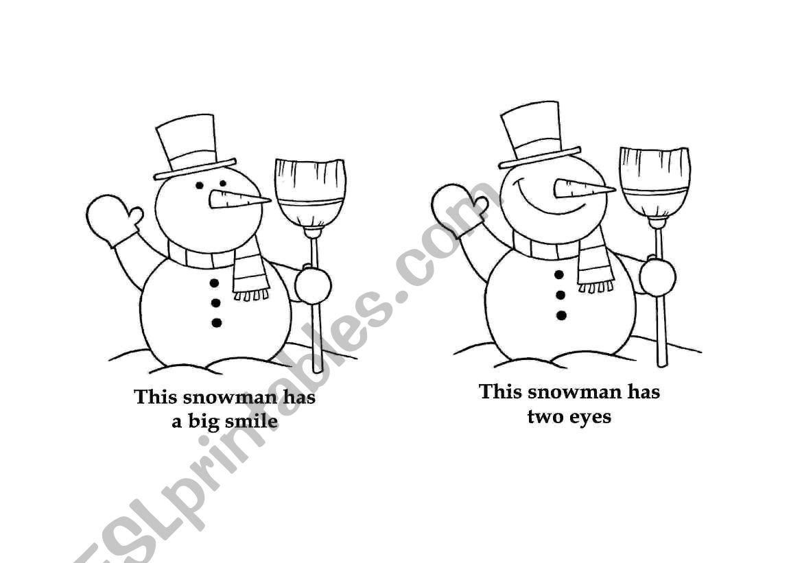 Snowman Book Part 2 4