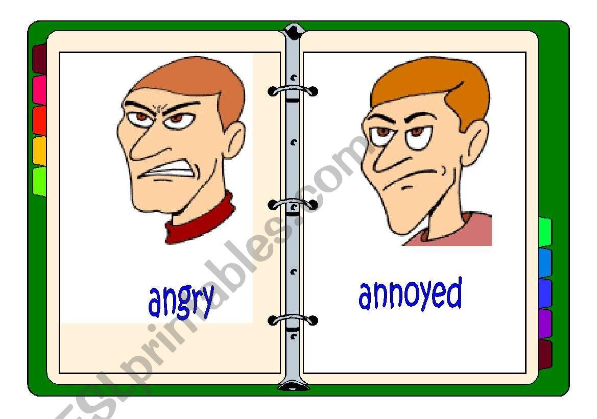 Feelings Amp Emotions N 1