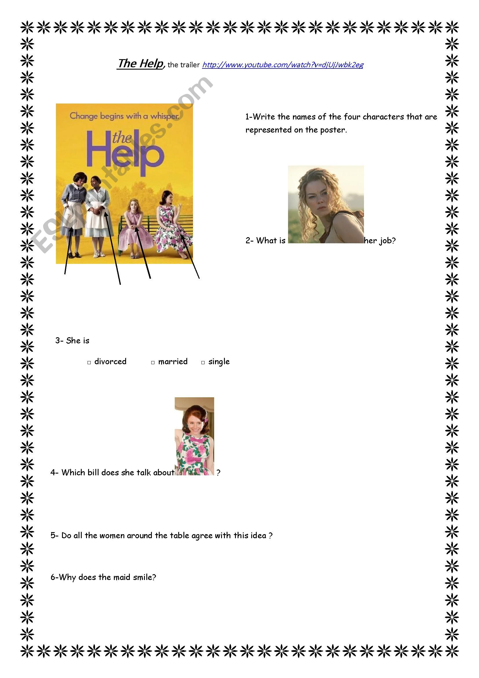 The Help The Film