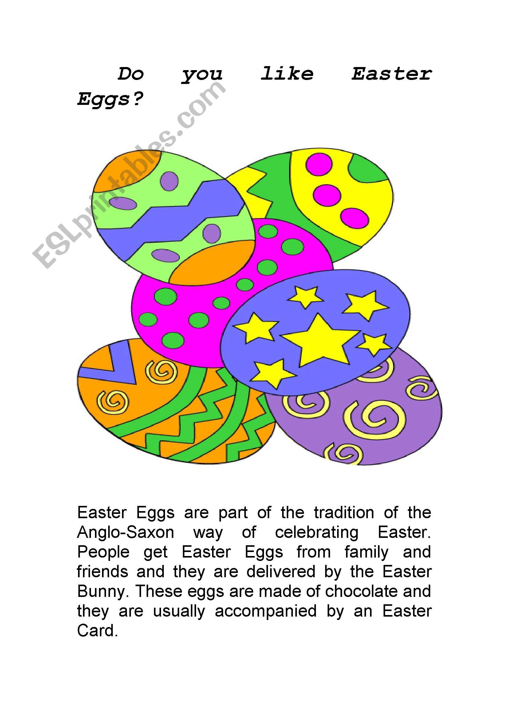 Do You Like Easter Eggs