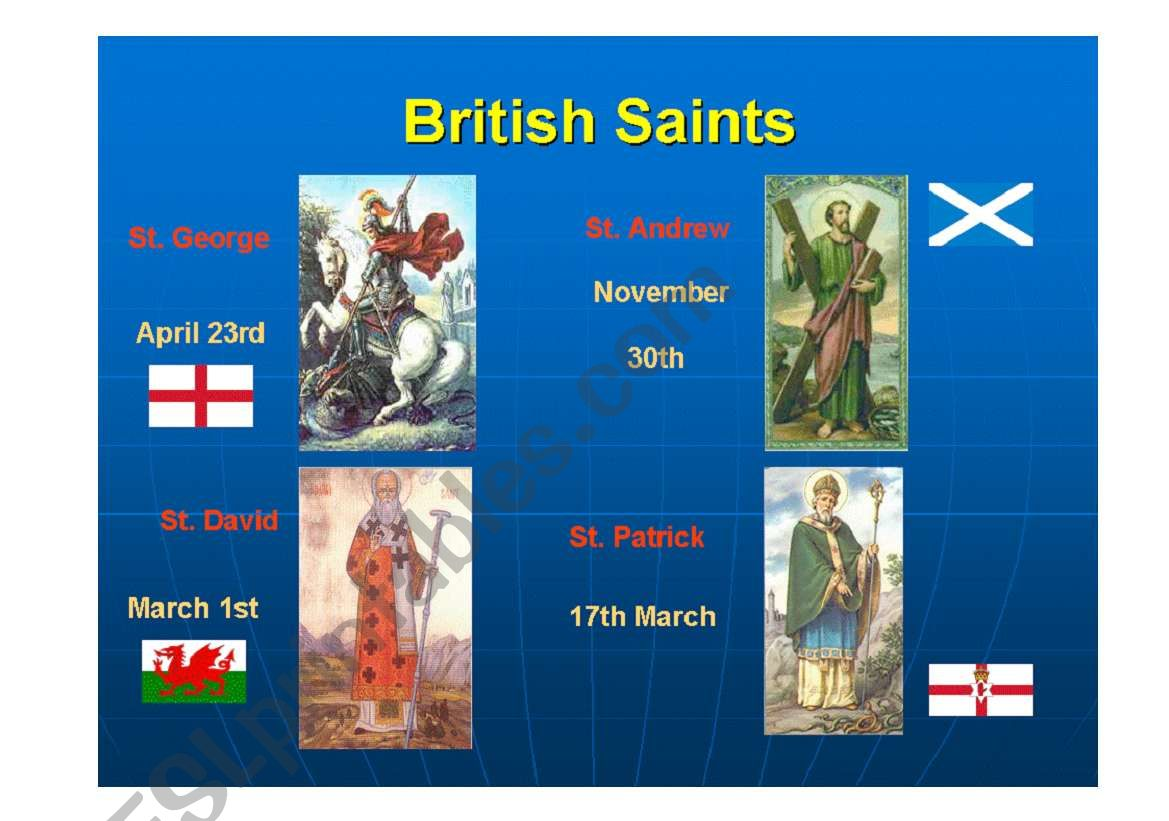 British Saints