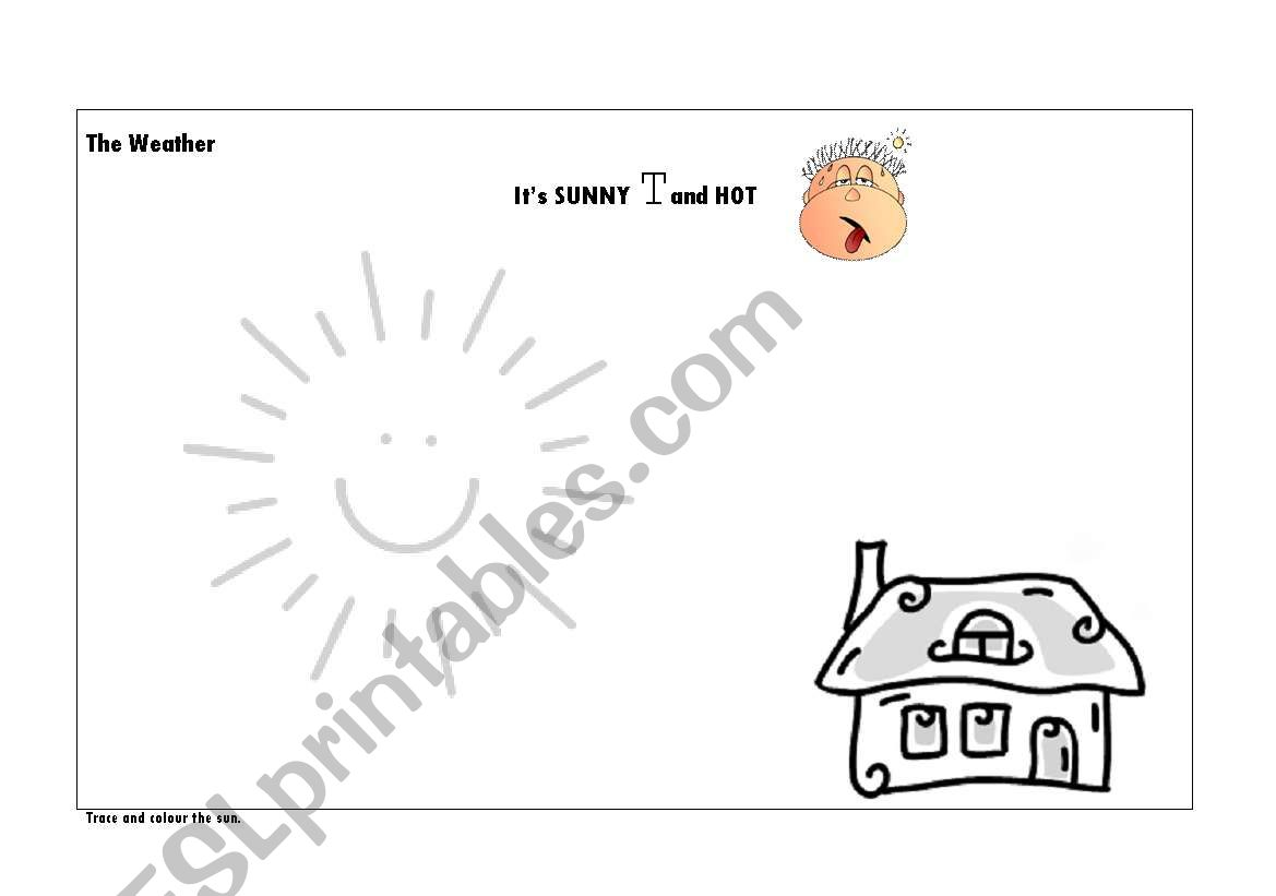 Weather And Moods Worksheets