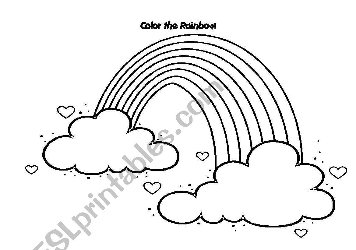 Color The Rainbow