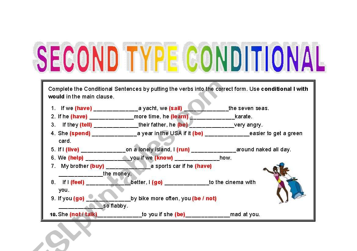 Second Type Conditional