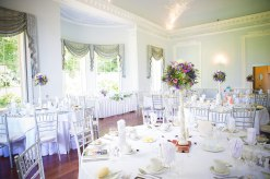 book themed room decor wedding somerford hall warwickshire natural quirky