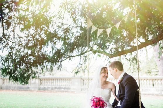 wood norton wedding photography swing