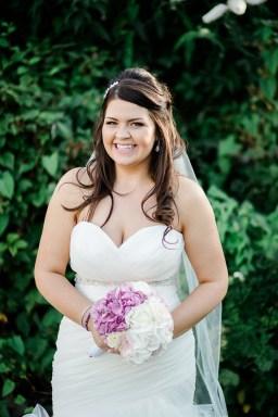 Bride Portrait Draycote