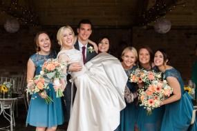 Swallows Nest Barn Chic & Rustic Wedding-111