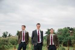 groom at swallows nest barn