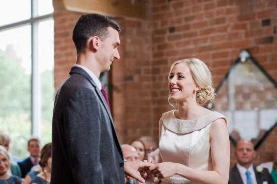 Swallows Nest Barn Chic & Rustic Wedding-57