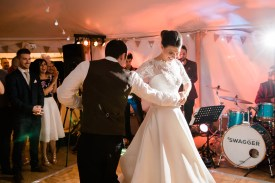 choreographed wedding dance